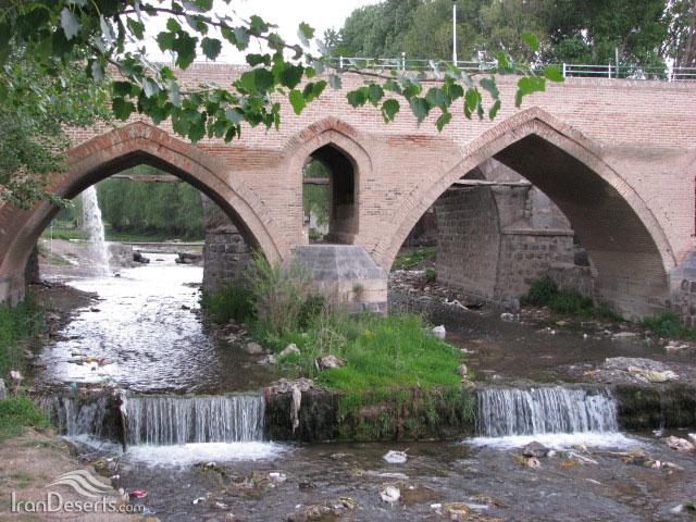 پل آغلاغان، نیر