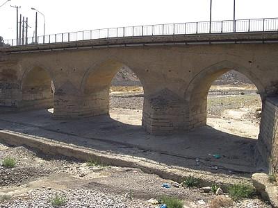 پل رودخانه گلپایگان (پل قاضی زاهد)